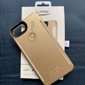 Other - LuMee iPhone 7 Plus case